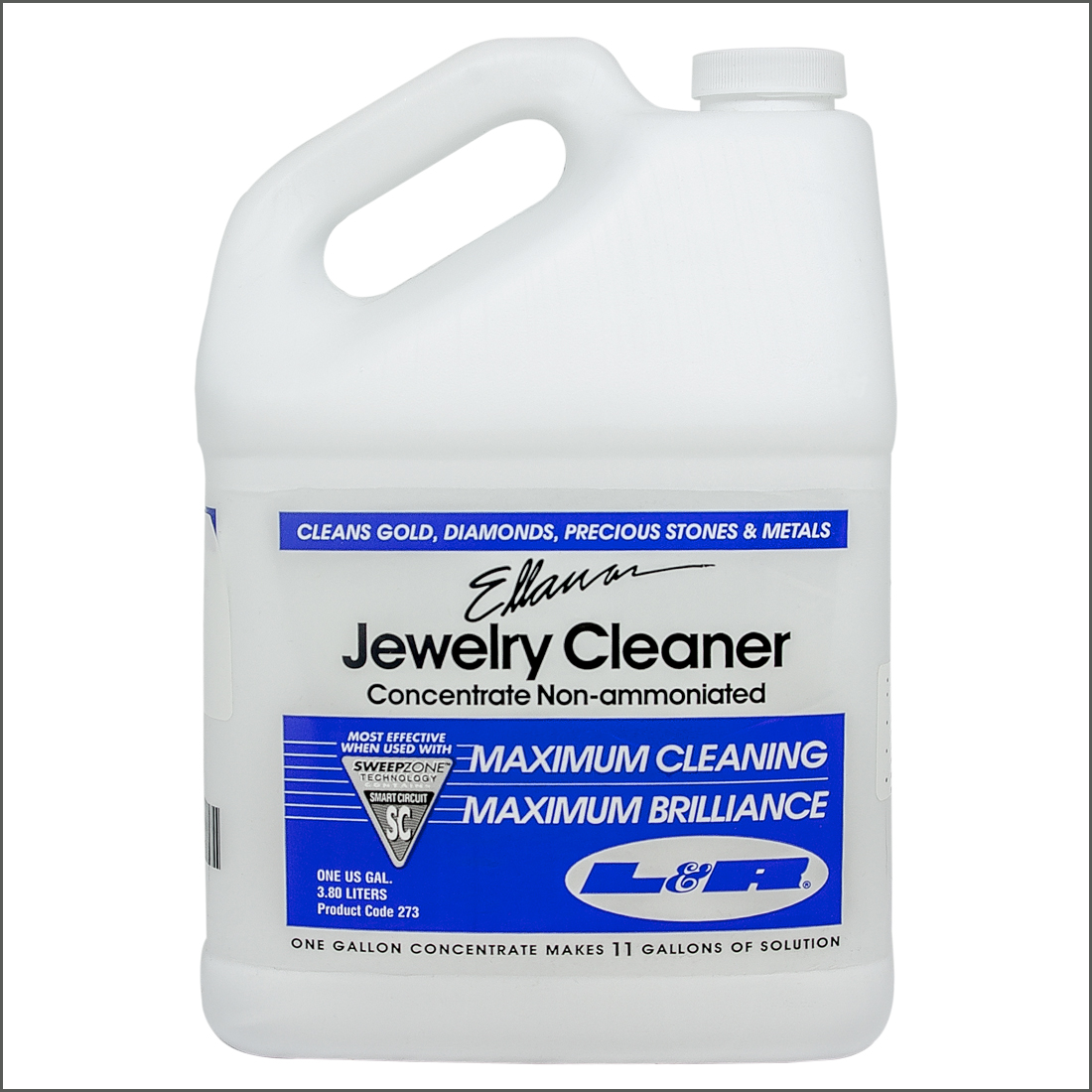ELLANAR JEWELRY CLEANER N/A CONCENTRATE