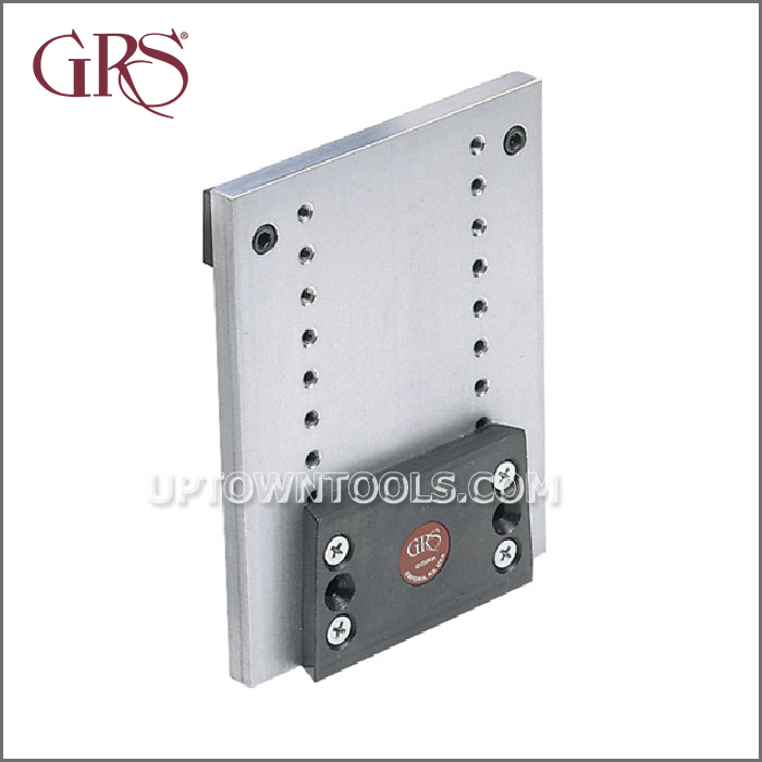 GRS Adjustable Height Bracket and Fixed Mounting Plate Kit