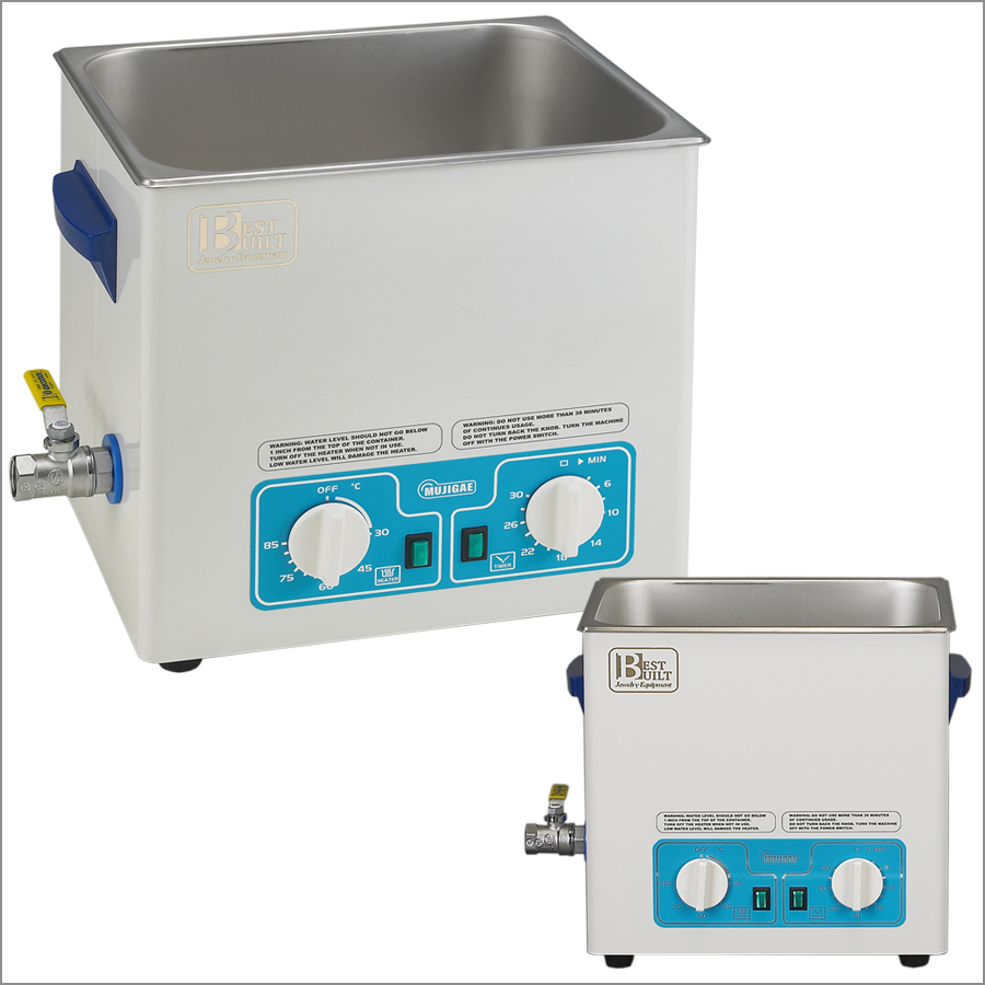 28-1000   2-3/4 gal / 10.5Qt with  Heater and Timer
