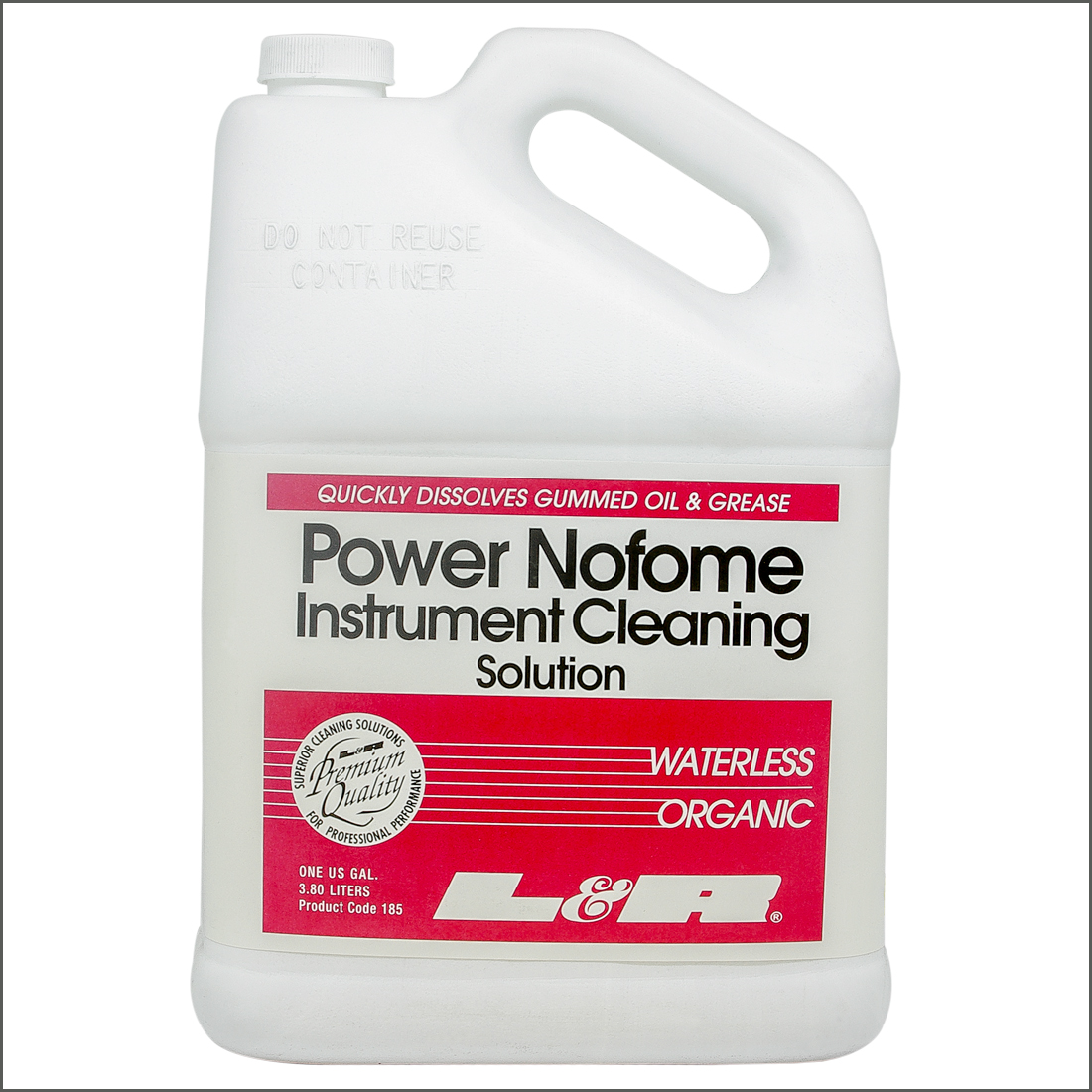 POWER NOFOME INSTRUMENT CLEANing solution-1gal