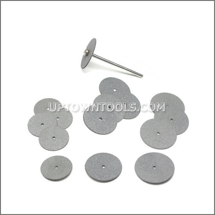 Thin grinding discs, SEPARATING DISCS AVAILABLE IN FOUR THICKNESS