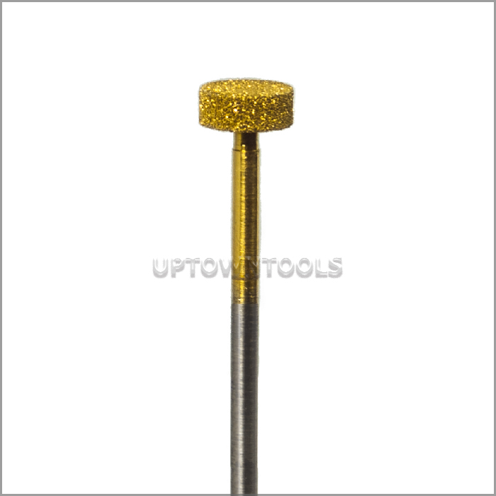 DEDECO GOLDIES DIAMOND COATED BUR #2604 - fine