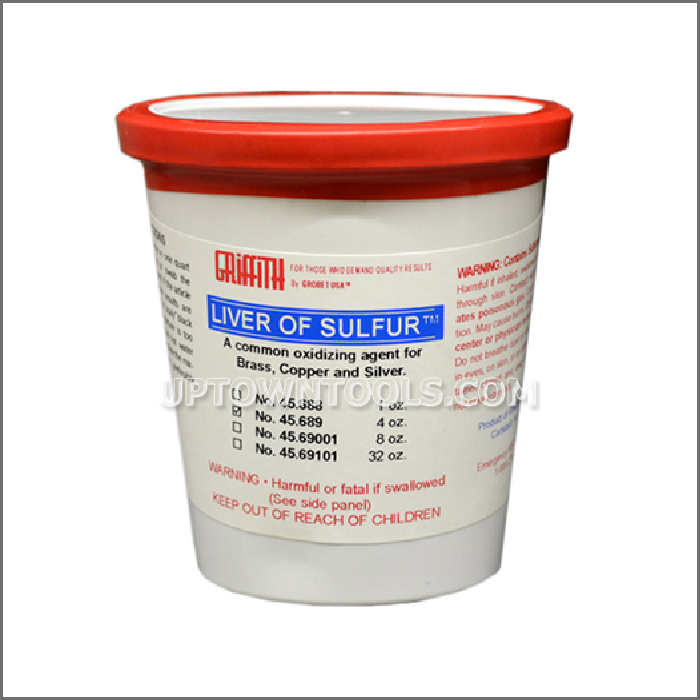 Griffith Liver Of Sulfur