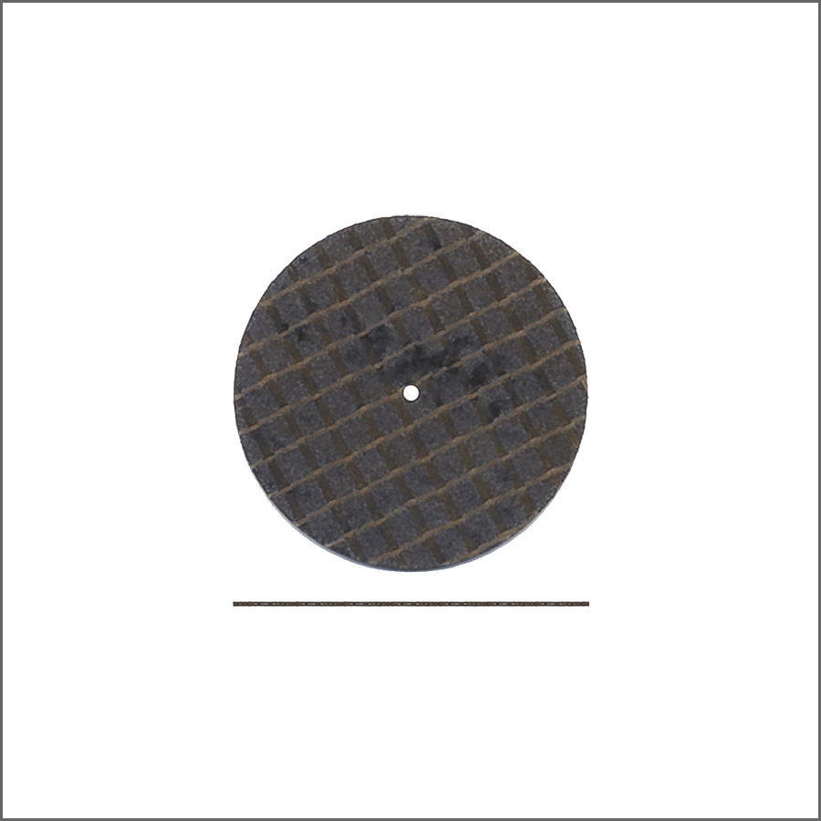 ELITE FIBer-CUT DISCS SILICON CARBIDE (7/8 x .015)