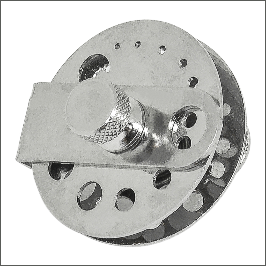 Bead And Pearl Drilling Vise /  13 Holes : 2 - 10mm