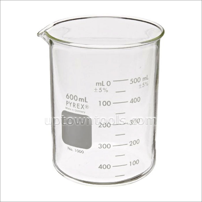 Pyrex Beakers 600ML