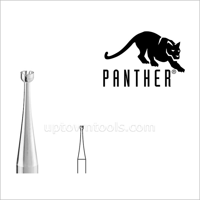 GERMANY BUR Panther Bur, Cup, Fig 256A, Size 008-023,