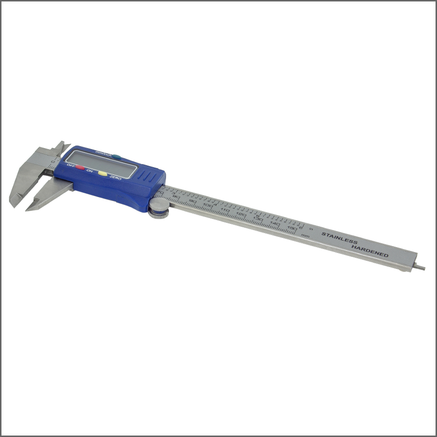 6inch METAL DIGITAL CALIPER-3 FUCTION-PROFESSIONAL GRADE