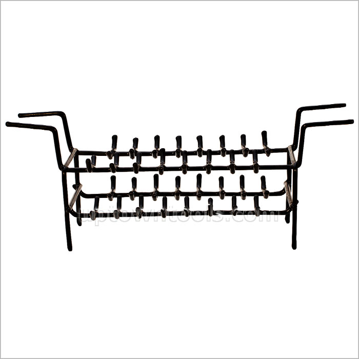 Ultrasonic cleaning racks