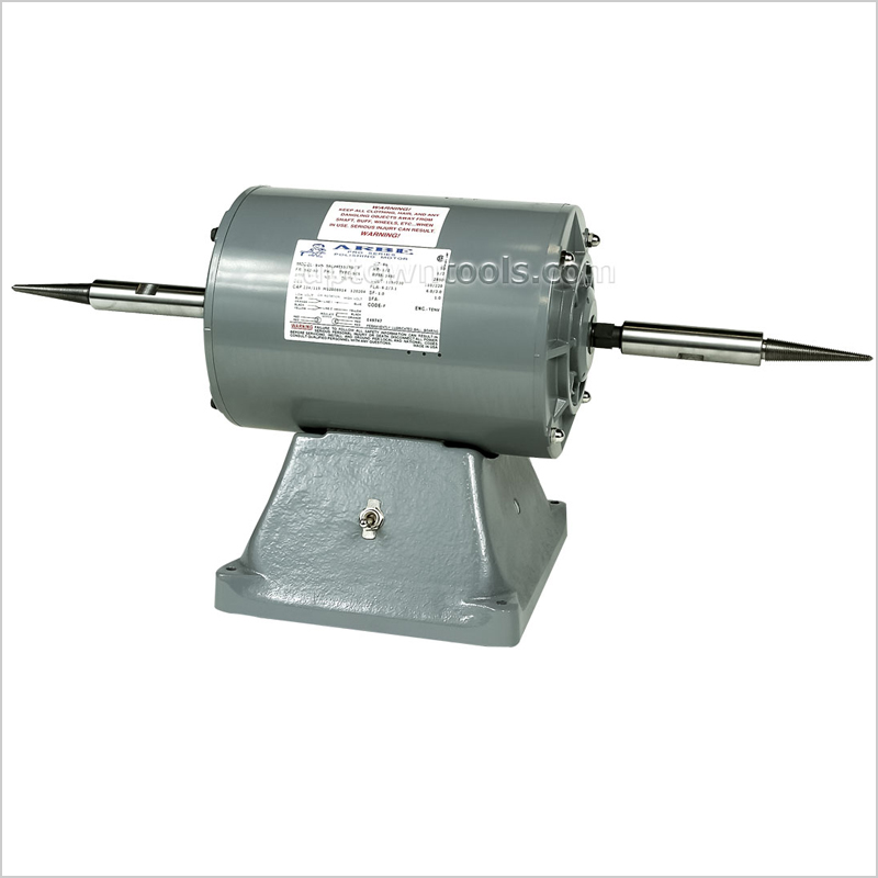 PM-517  DOUBLE SPINDLE PRO-SERIES POLISHING MOTOR