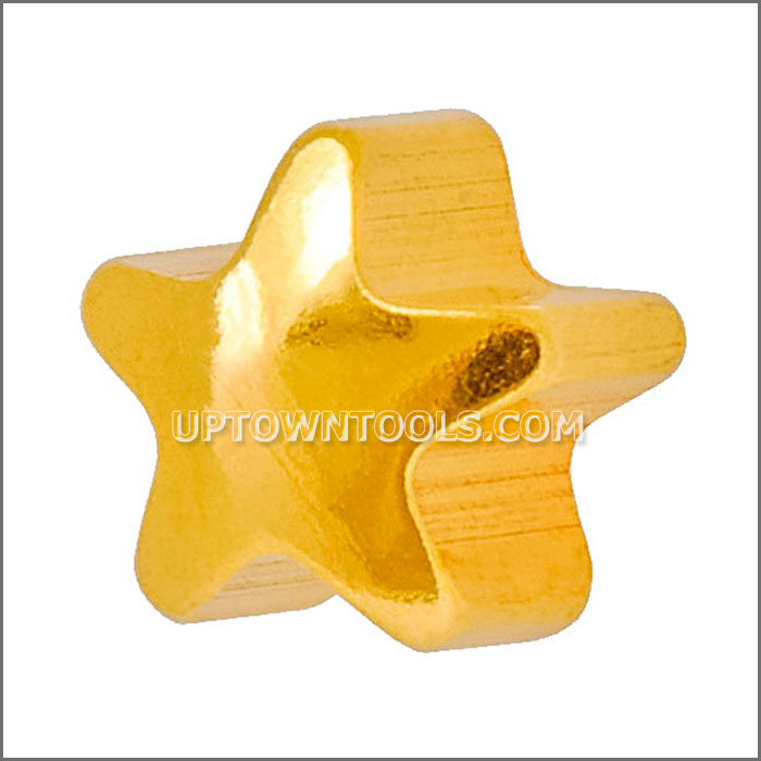 GOLD PLATED REGULAR STAR-R501Y