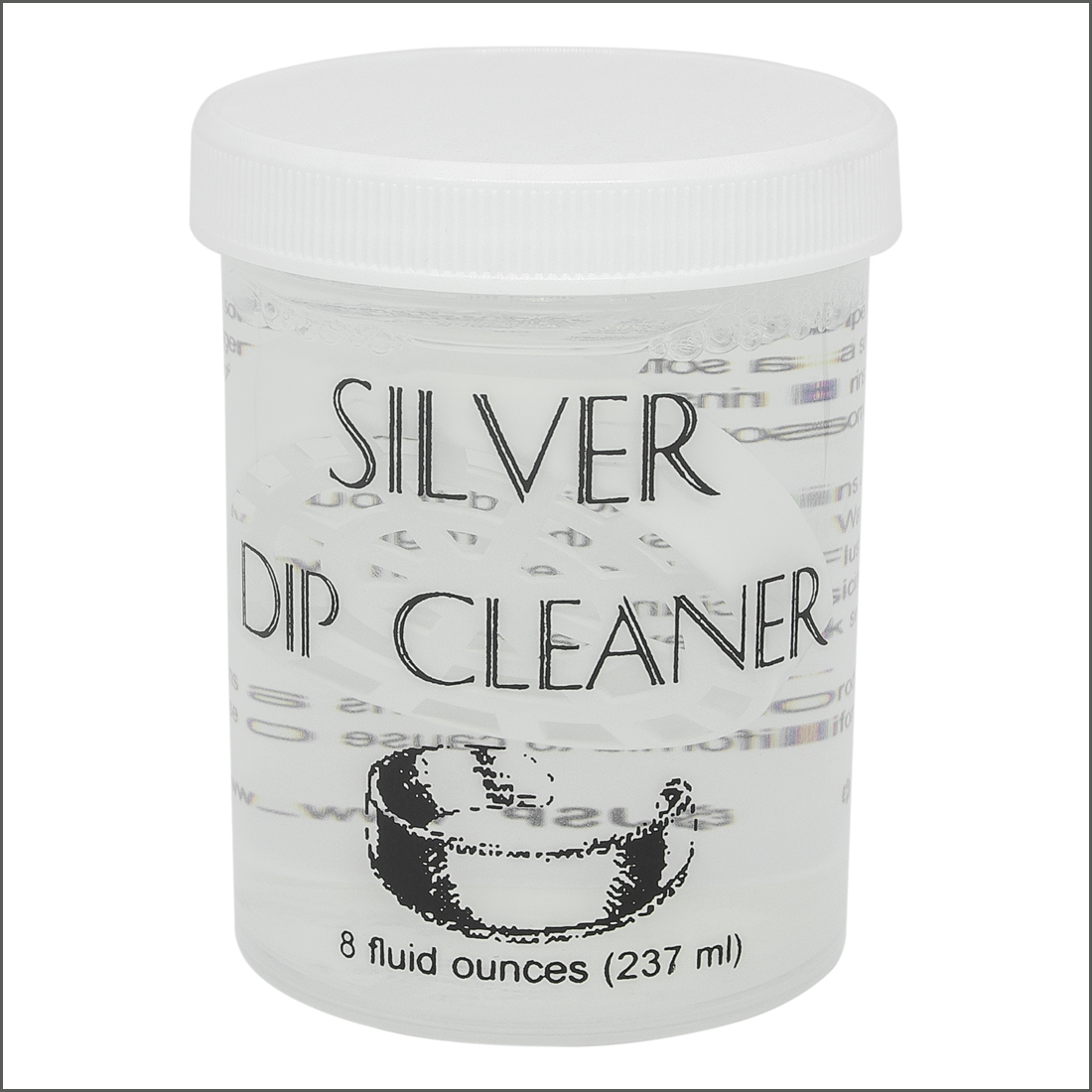 SILVER DIP CLEANER