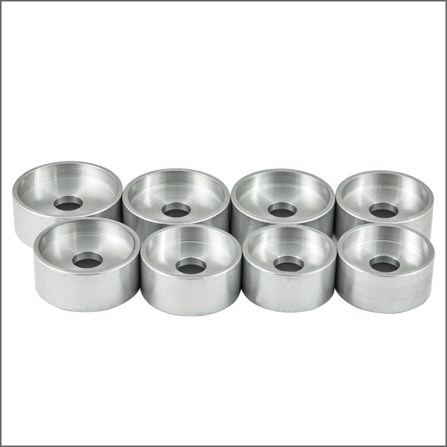 8 straight wall fixtures  27.00mm-34.00mm
