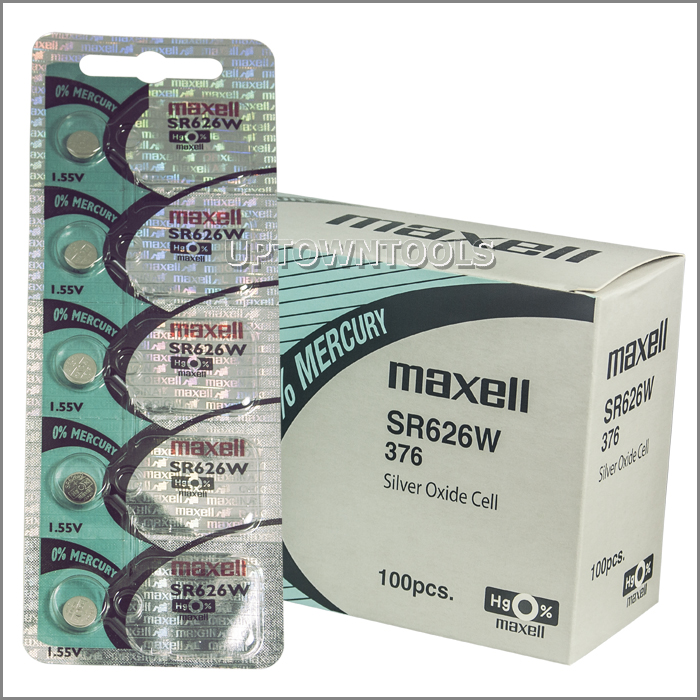 Maxell Battery